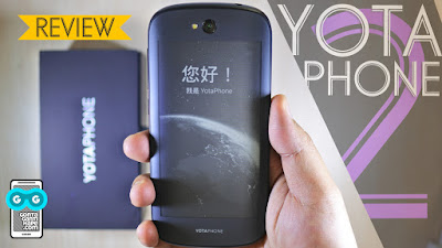 review yotaphone 2 indonesia banggood