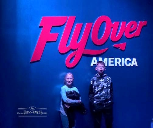 FlyOver America Ride Mall Of America Bliss-Ranch.com