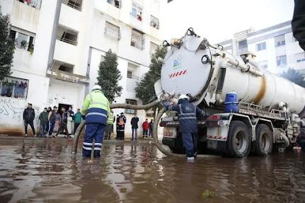 أخبار المغرب: فيضانات طنجة والدار البيضاء تجدّد مطلب إلغاء عقود التدبير المفوض