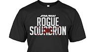 Star Wars Rogue Squadron Logo T Shirt