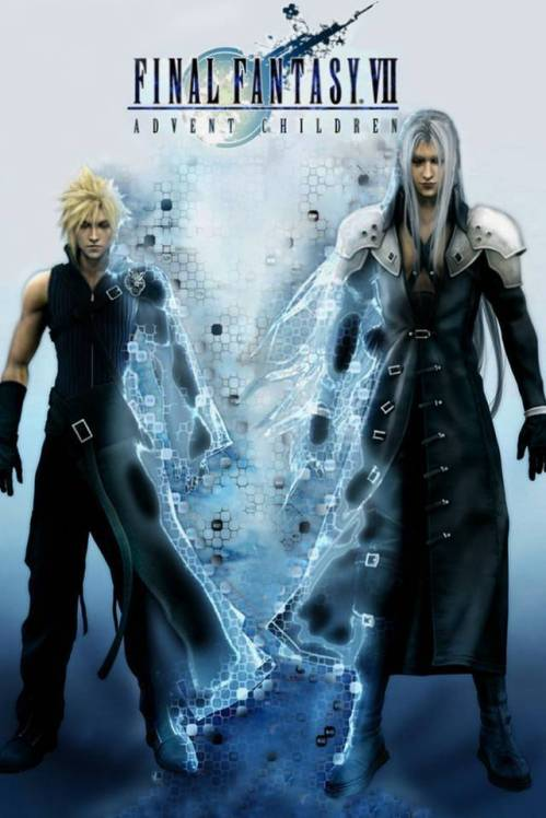 Nostalgia Film Animasi Final Fantasy Advent Children