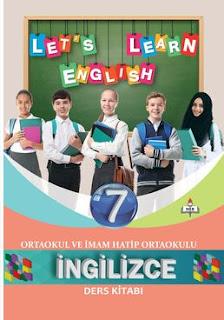 7. Sınıf İngilizce Meb Yayınları Ders Kitabı Cevapları
