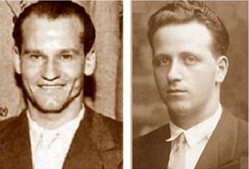 Los ajedrecistas Jaime Casas y Plàcid Soler