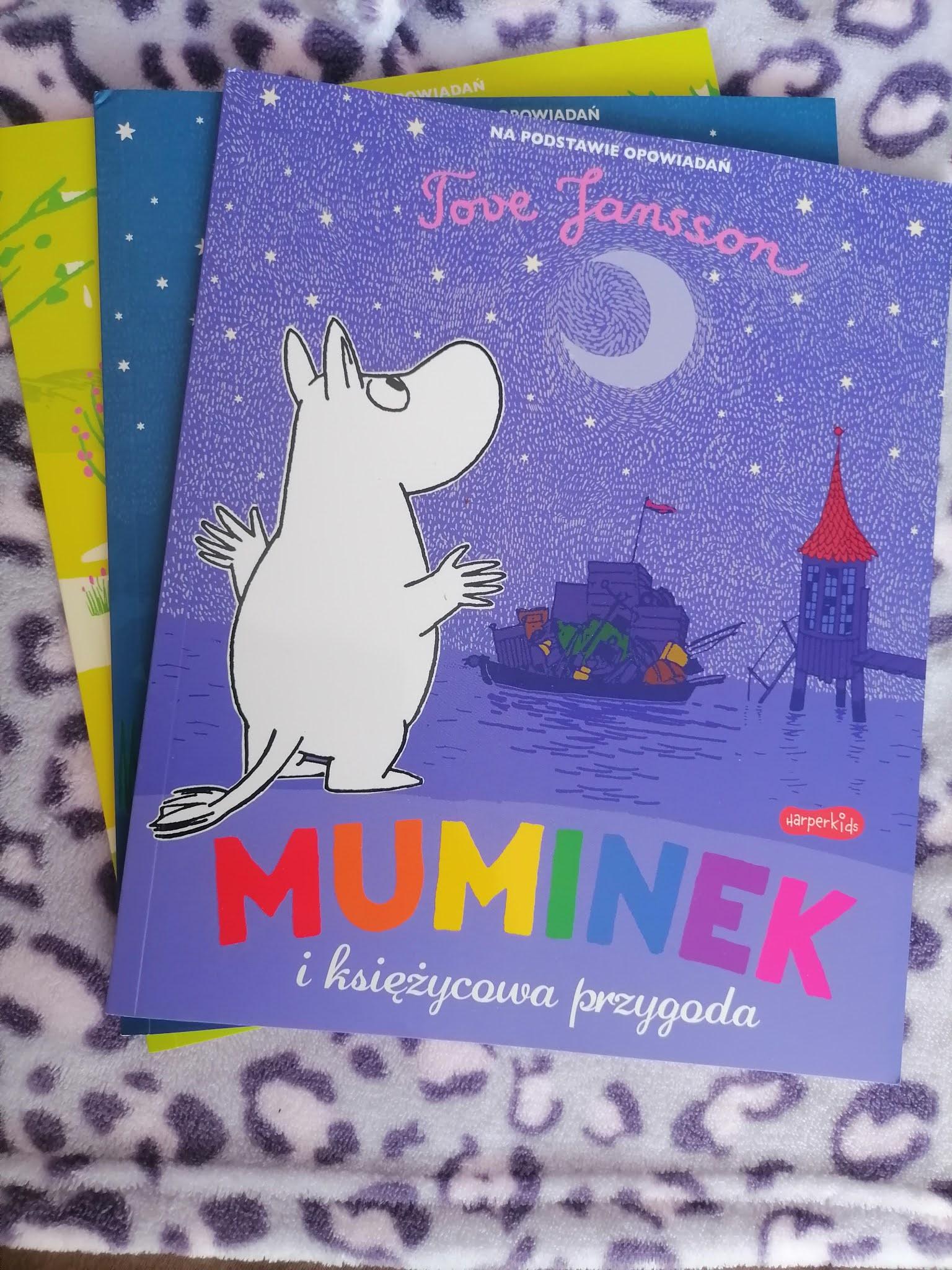 Wspaniałe przygody Muminka w Opowiadaniach z Doliny Muminków. Nasza recenzja.
