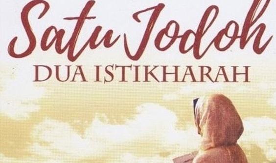 Struktur Novel Satu Jodoh Dua Istikharah