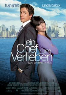 Filme, die ich mag: Ein Chef zum Verlieben