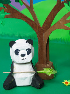 panda - make your own zoo
