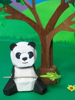 panda - make your own zoo