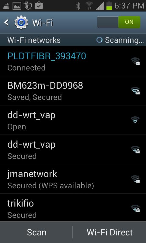 PLDT HOME FIBER and PLDT HOME DSL New Default WiFi Password Hack