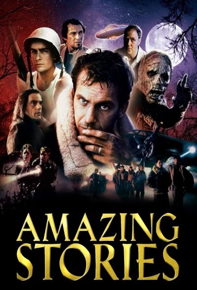 Amazing Stories (1985) Subtitulado Serie Completa