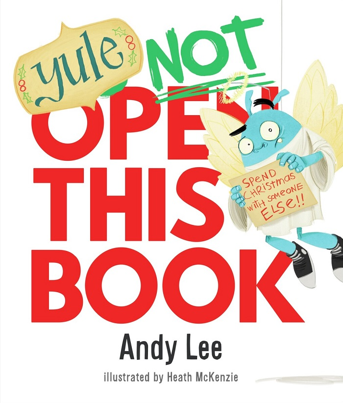 yule not open this book by Andy Lee