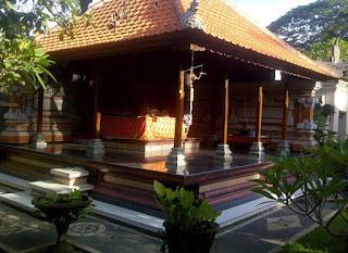 Gambar Desain Rumah Adat Bali 3