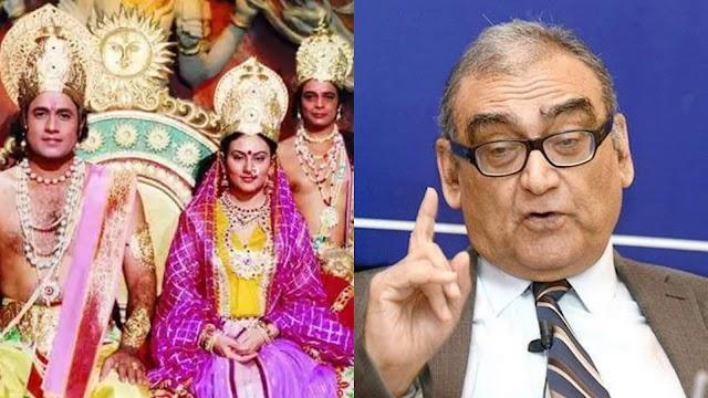 रोटी नहीं दे सकते तो रामायण दिखा दो, पूर्व जज काटजू ने मोदी सरकार पर निशाना साधा