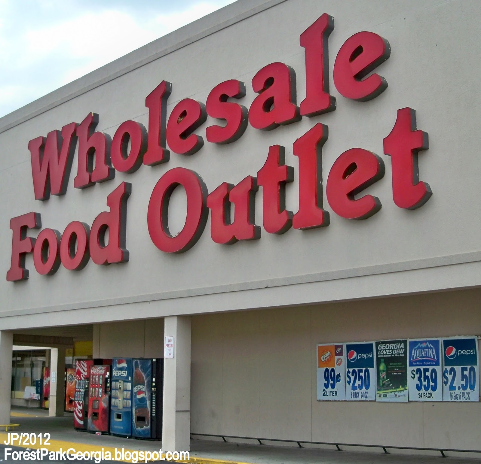Wholesale Food Market In Forest Park Ga