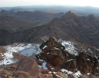 Kere-Nyaga also known as Mount Kenya is a place for prayers and sacrifices