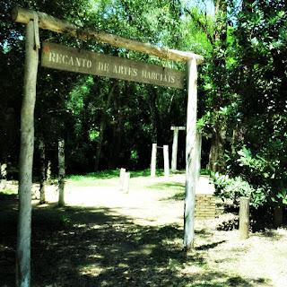 Recanto de Artes Marciais - Parque Saint Hilaire, Viamão