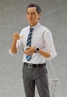 "Figma de Goro Inogashira de la serie ""Kodoku no Gourmet"" - Good Smile Company"