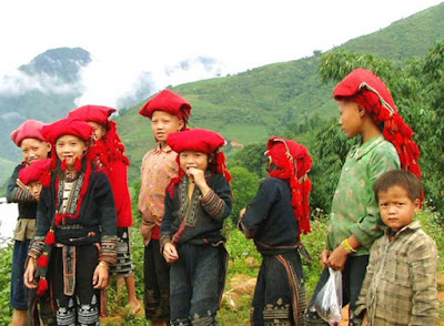 Sapa welcomed New Year
