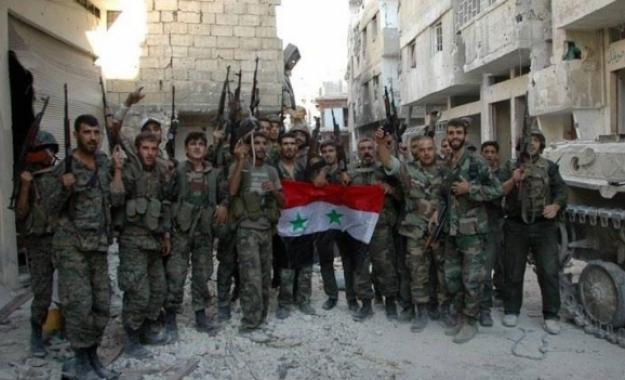 Προελαύνει ο στρατός της Συρίας εναντίον του ISIS