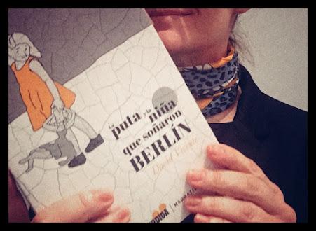 Reseña de la puta y la niña que soñaron Berlín de David Vicente
