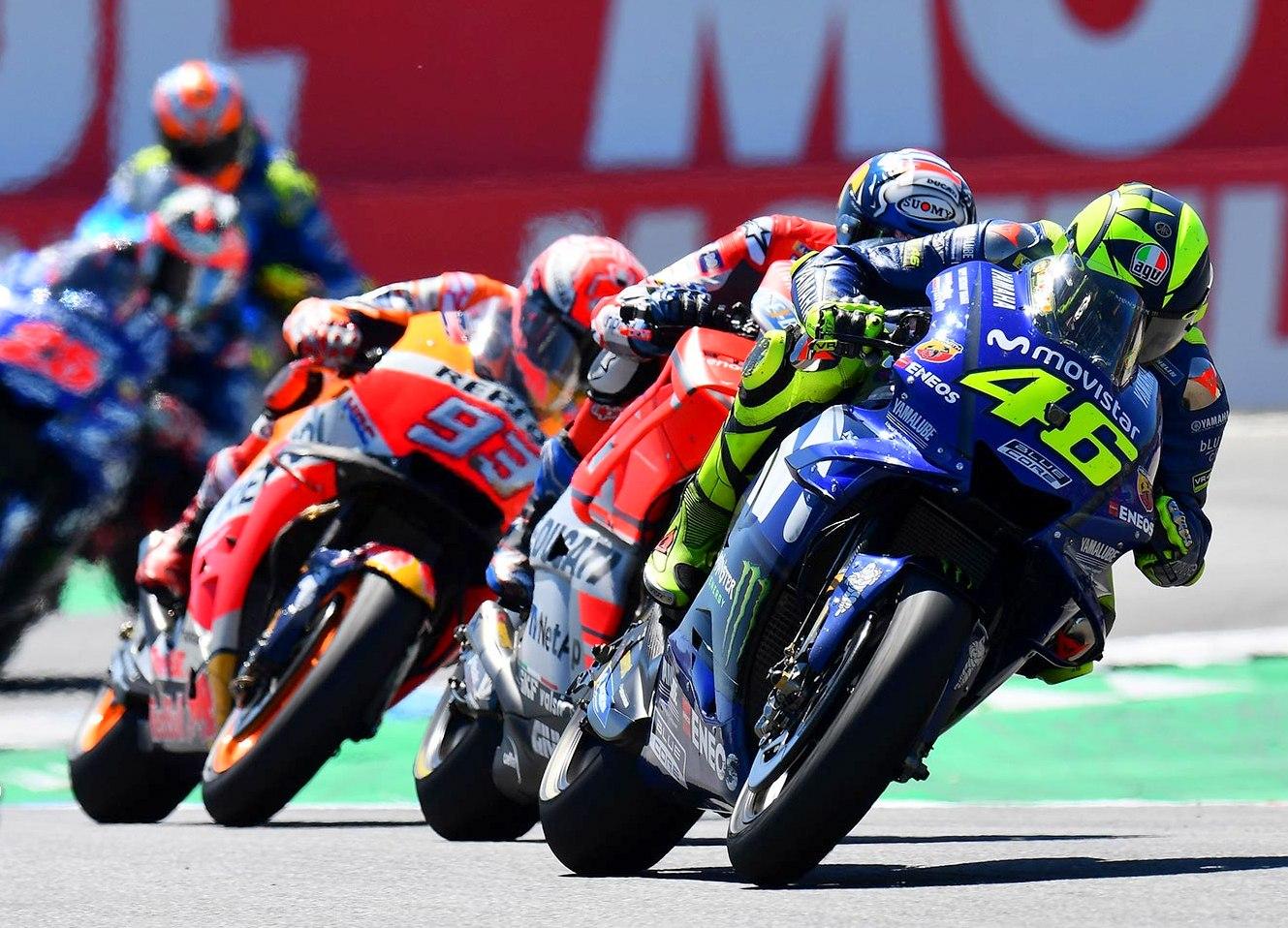Ini dia beberapa peraturan baru yang akan diberlakukan untuk MotoGP musim 2019