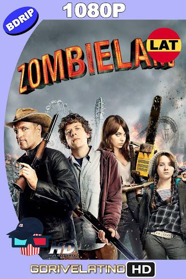 Zombieland (2009) BDRip 1080p Latino-Ingles MKV