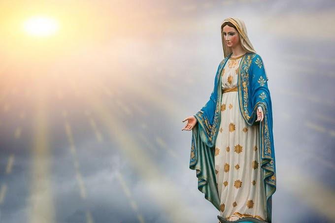"""Дева Мария се яви над площад """"Св. Петър"""" в Рим.АМИН! /ВИДЕО/"""