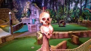 Mr Mulligan's Lost World Adventure Golf in Cheltenham