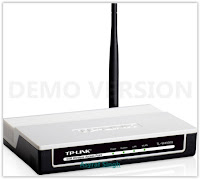 Set Up TP Link (TL-WA500G) As DHCP Wireless Access Point.