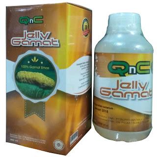 Jelly Gamat QnC Asli Murah