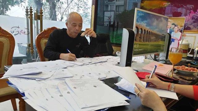 """Đã có thông tin chính phức về việc đấu tranh, xử lý ổ nhóm do vợ chồng Đường """"Nhuệ"""" cầm đầu"""
