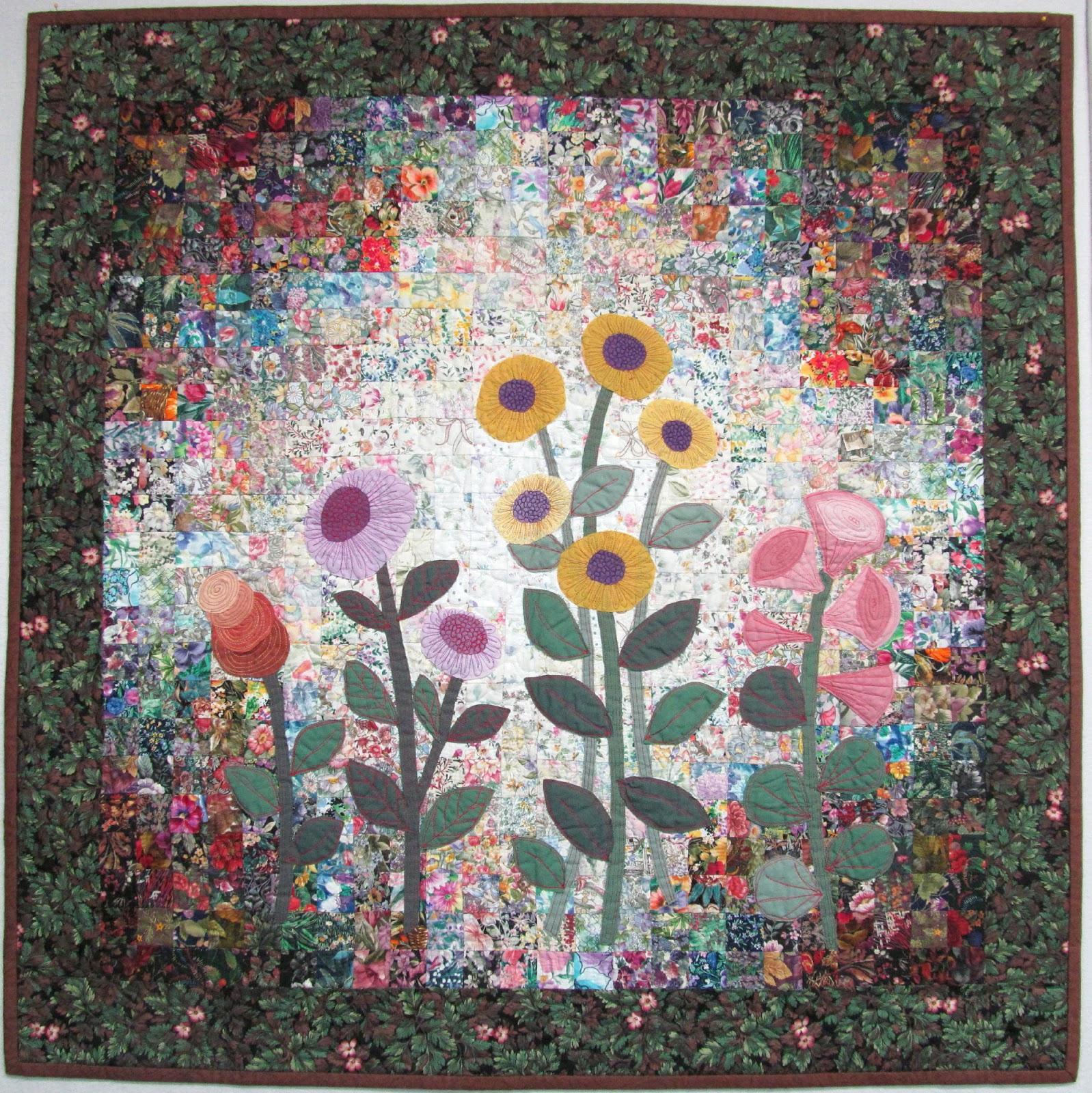 Exuberant Color : Three precious quilts come home............... : color wash quilts - Adamdwight.com