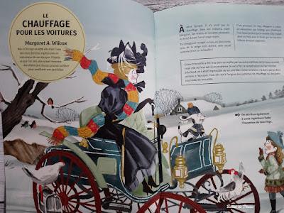 Bulles de Plume - Les inventrices et leurs inventions - Editions des Eléphants