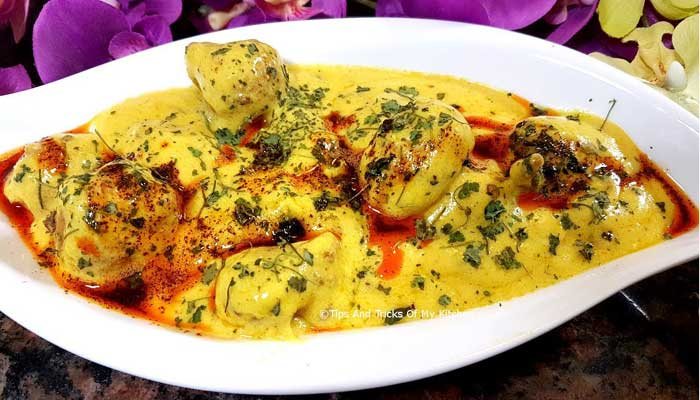 Punjabi kadhi recipe in Hindi