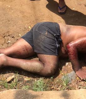 Homem é assassinado a tiros na manhã deste domingo (24), na cidade de Cajazeiras