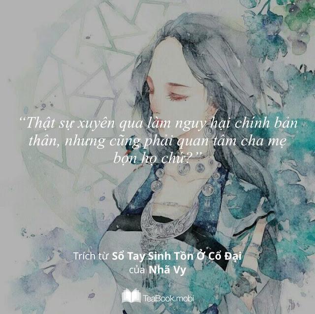 70+ Câu STT, Quotes Cổ Đại Siêu Ám Ảnh Vì Ngược Đến Đau Lòng