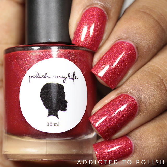 Polish My Life Regal Rubies