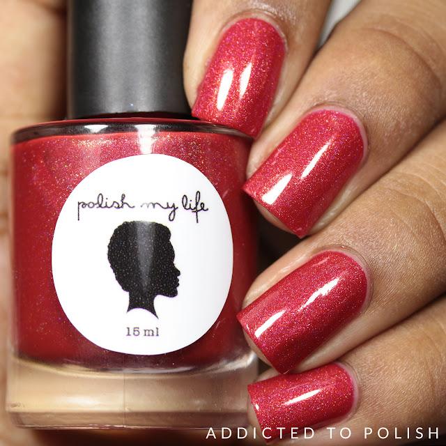Polish My Life Regal Rubies