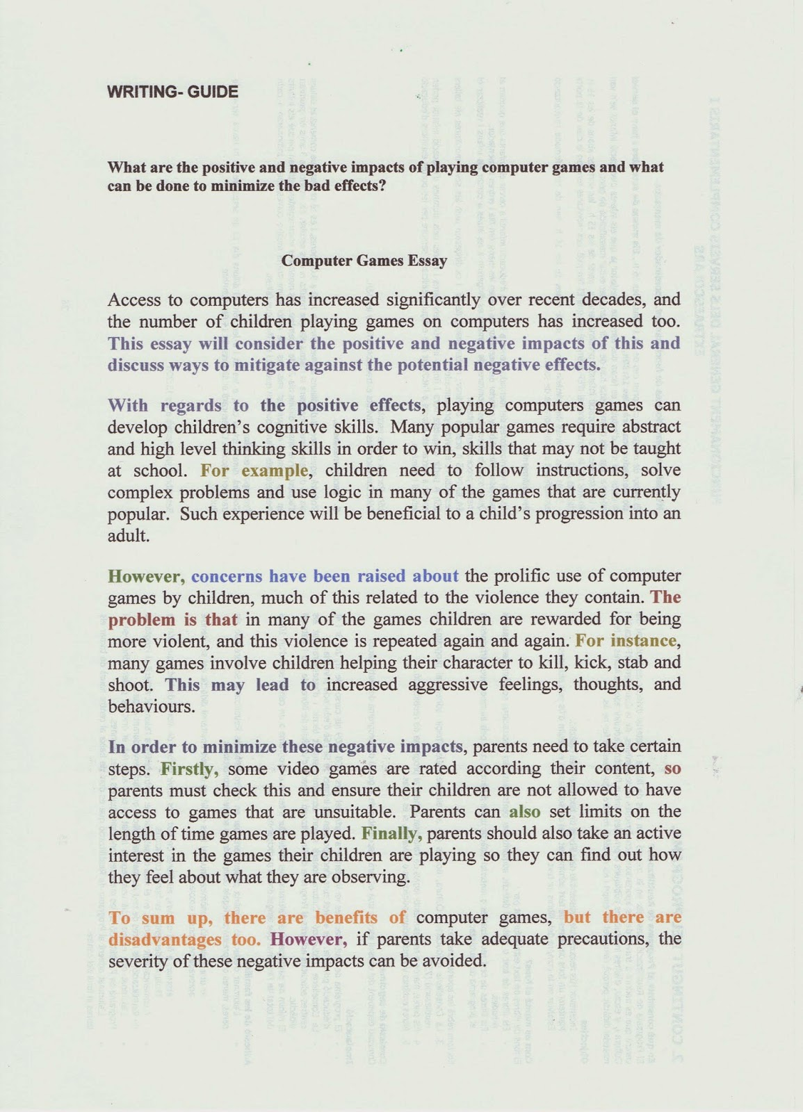 essay on computers for kids essay sample   followthesalarycom essay on computers for kids it is very much liked by kids so bring some  creativity