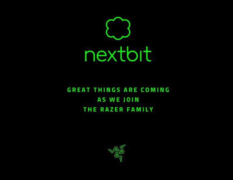 Razer Bought Nextbit, Will We See A Razer Phone Soon?