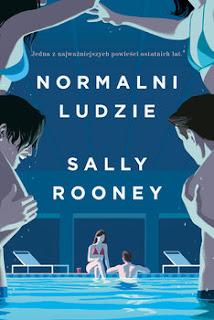 """Normalni ludzie"" Sally Rooney"