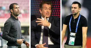 Barca B is a good way for Xavi to start at Barca': Toni Freixa