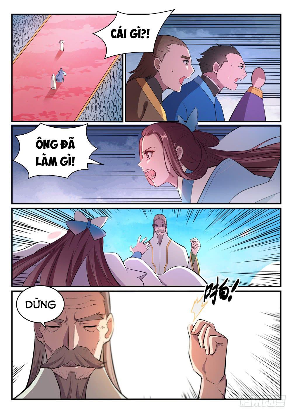 Bách Luyện Thành Thần chap 471 - Trang 3