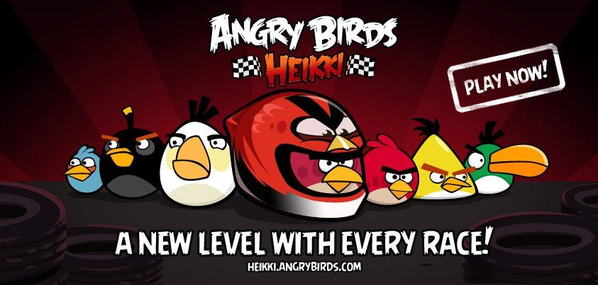 Play Angry Birds Heikki Online Free