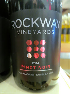 Rockway Vineyards Pinot Noir 2014 (88 pts)