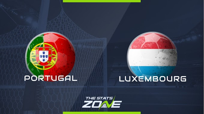 Watch Portugal vs Luxembourg - live streaming