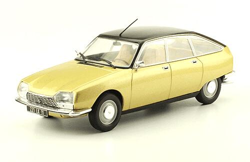collection citroën 1/24a Citroën GS Birotor 1973