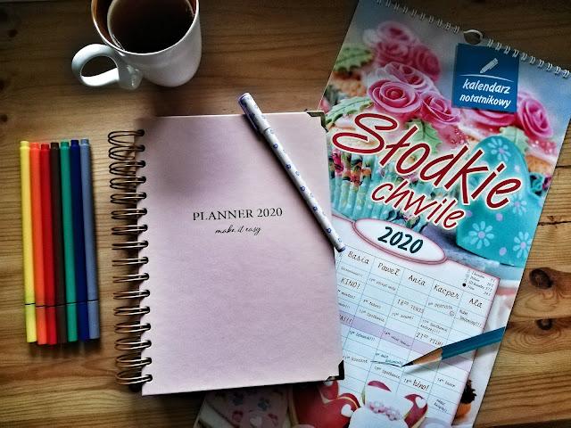 Jak wybrać idealny planner i kalendarz? Przegląd plannerów na 2020 rok