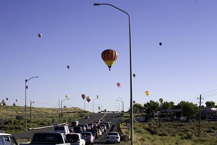 Albuquerque balooning, albuquerque balloon fiesta