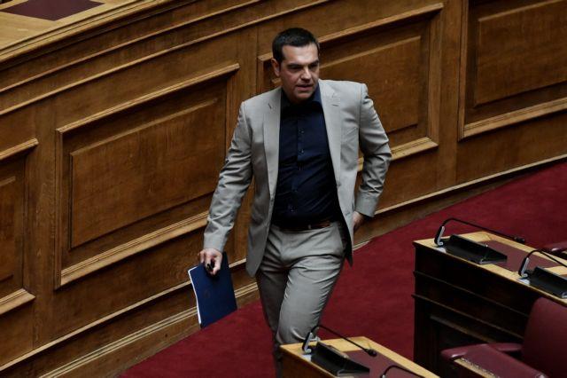 Ο Τσίπρας έτοιμος για νέο εθνικό διχασμό